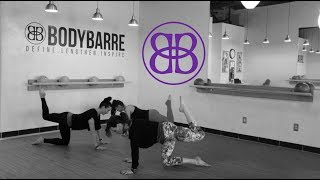 ☞☞PLANK and BOOTY☜☜ Off-the-BARRE Workout with April!! by BODYBARRE