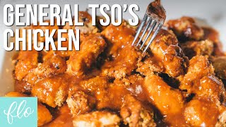 GENERAL TSO'S CHICKEN - Instant Pot