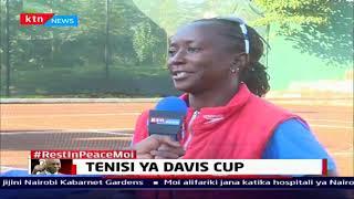 Tenisi ya Davis Cup   Zilizala Viwanjani