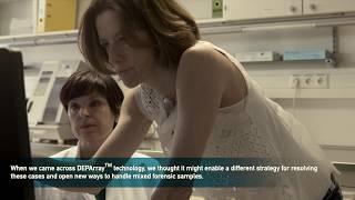 慕尼黑大學使用DEPArray NxT單細胞法醫鑑定研究