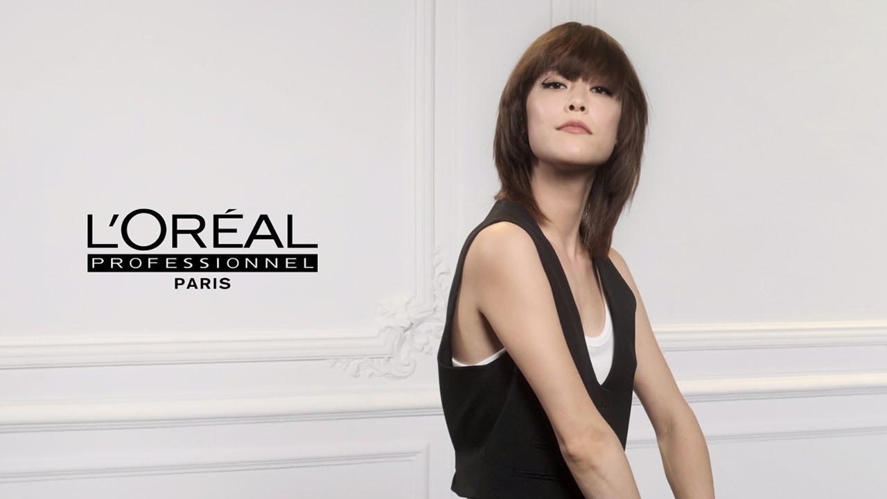 L'Oréal Professionnel - Femme d'origine asiatique