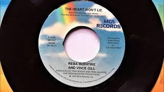 The Heart Won't Lie , Reba McEntire & Vince Gill , 1993