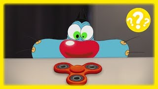 The Best Oggy and the Cockroaches Cartoons New compilation 2017 - Best episodes #Fidget Spinners