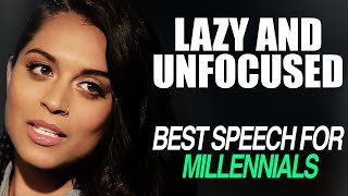GREATEST SPEECH EVER - Lilly Singh From Depression To Success | MOST INSPIRING!