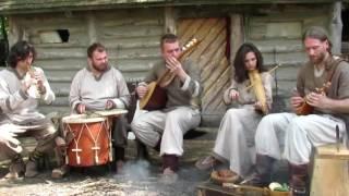 Dziwoludy - Taniec Węgierski (Jantarfest - Wola Jabłońska, 05.2016)