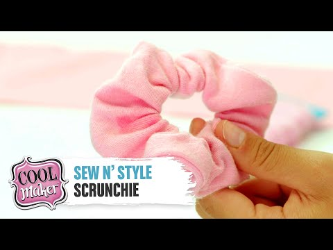 Download Cool Maker | Sew N' Style Machine | Scrunchie HD Mp4 3GP Video and MP3