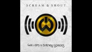 Will.i.am & Britney Spears - Scream & Shout (Audio)