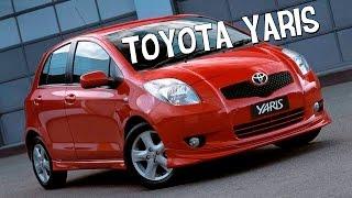 🚕 Легковые авто Toyota Yaris. Компактные автомобили с кузовом хэтчбек. #кузовхэтчбек #ярис 🚕