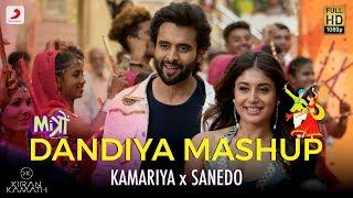 Mitron Dandiya Mashup – Kamariya x Sanedo | DJ Kiran Kamath | Jackky Bhagnani | Kritika Kamra