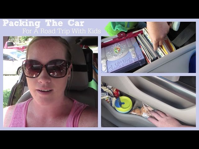Packing-the-car-for-a