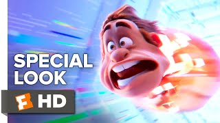 Ralph Breaks the Internet Special Look (2018) |