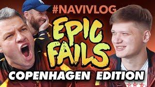 #NAVIVLOG: EPIC FAILS Copenhagen edition