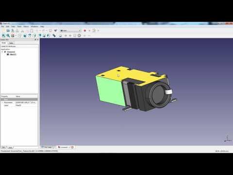 Installing FreeCAD and simulation - смотреть онлайн на Hah Life