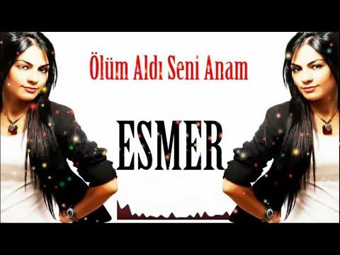 Esmer - Ölüm Aldı Seni Anam klip izle