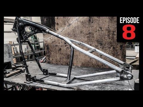 Download Hardtail Frame Kit Install Bobber Build Episode 8