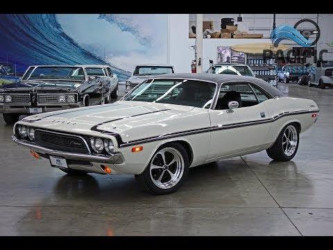 1972 Dodge Challenger : 1972 Dodge Challenger: Surivor Car!