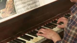 Piano Wurlitzer de 1887 - Ondina