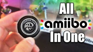 Make your own Amiibos simply - Power Action Hack