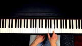 Klavier lernen - Improvisieren lernen für Anfänger und Fortgeschrittene - Easy Piano Tutorial