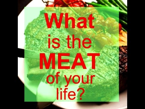 What Is The Meat Of Your Life? (Part 1) - Bro Gbile Akanni