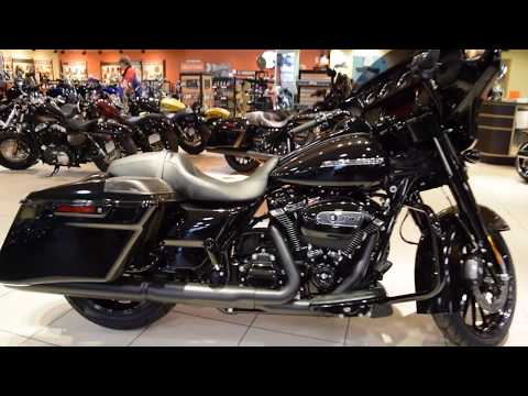 2019 Harley-Davidson Touring FLHXS Street Glide Special Sounds Custom Speakers