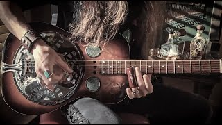 BLUES GUITAR • One Hour of Laid-Back Solo Blues Guitar