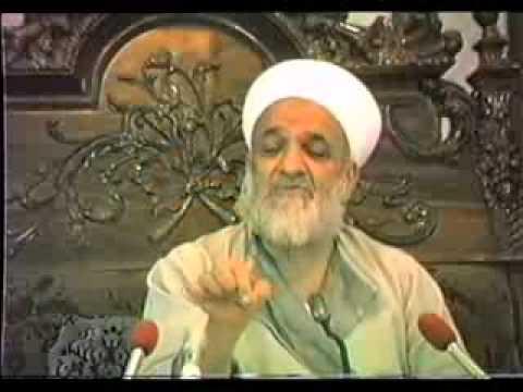 درس سماحة الشيخ أحمد كفتارو- رحمه الله - تفسير سورة الفرقان الجزء 15