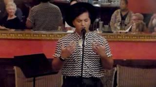 "Sam Faria - ""Can't Let Go"" (Adele)"