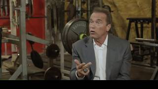 SLEEP FASTER BY ARNOLD SCHWARZENEGGER ~MOTIVATIONAL VIDEO