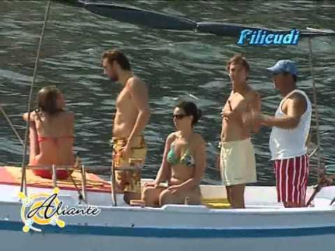 Minicrociere alle Isole Eolie - Aliante Tour