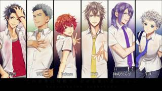 Last Answer (6 male vocaloid)