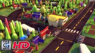 """CGI 3D Animated Short: """"Chop Chop"""" - by Team CC"""