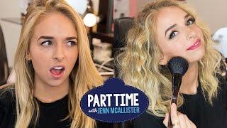 JennXPenn Gives Makeovers | Part Time W/Jenn McAllister