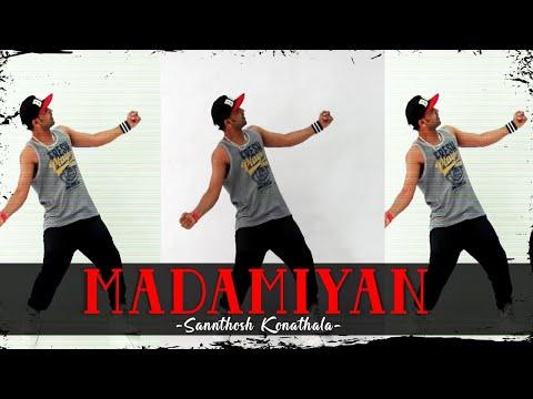 madamiyan arjun kapoor shruti haasan sk choreography