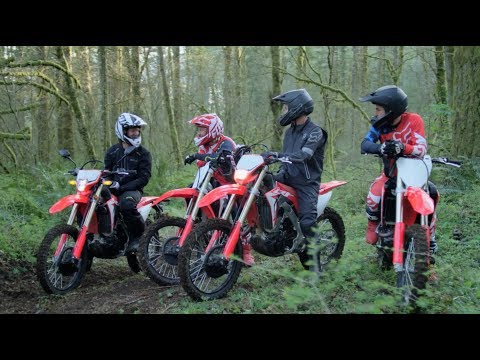 Introducing the 2019 CRF Performance Line – Times Change