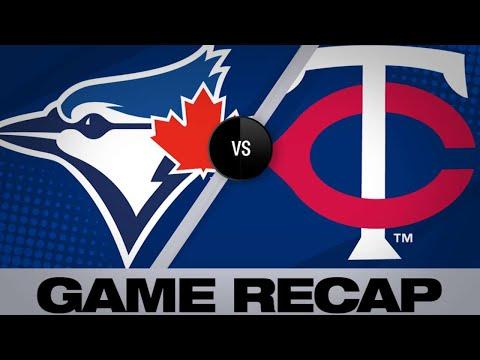 Sogard, Smoak lead Blue Jays to 7-4 win - 4/18/19