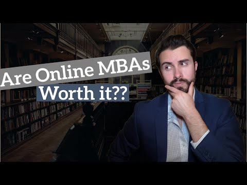 Is an Online MBA Worth It?
