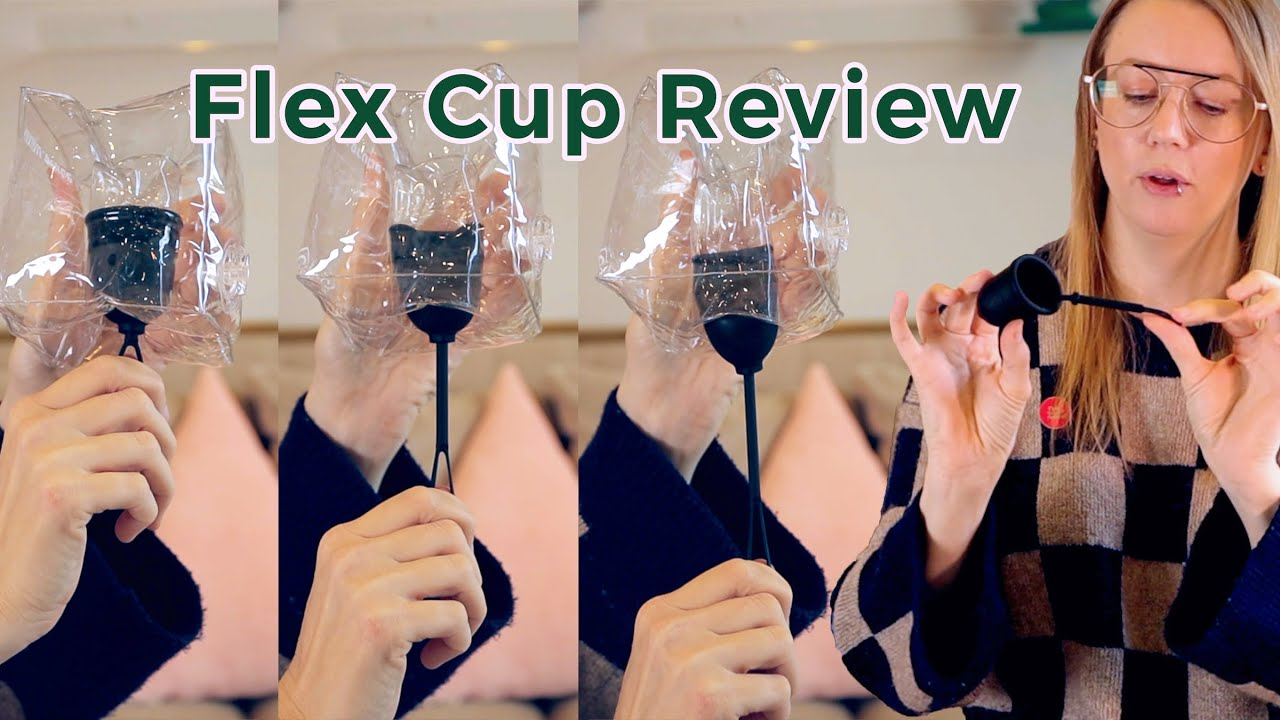 Flex Cup Review - Removes like a tampon