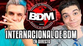 ¡LA INTERNACIONAL DE BDM! | BDM DELUXE 2018 EN DIRECTO - #TEAMPARTNER