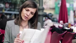 Рекламный ролик для ИД Коммерсант