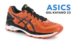 Asics GEL-Kayano 23 GS Junior Running Shoes video