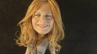 Juliana Lepine Sculptures - Its Not Real, Its Uncanny