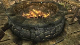 Нано костюм из игры кризис  для  Skyrim The  Elder Scrolls V