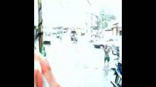 preview picture of video 'Tsunami in Guwahati (Water logged)'
