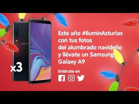 #IluminAsturias con telecable