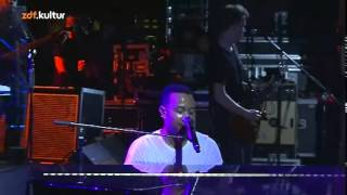 John Legend -  Live splash! 2013 - Love In The Future (zdf.kultur)