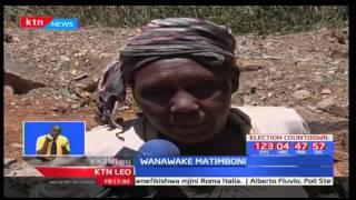 Wanawake wa Kaunti ya Nakuru watafuta riziki matimboni