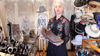 APRIL ~ SALE On COWGIRL BOOTS & SO MUCH MORE!