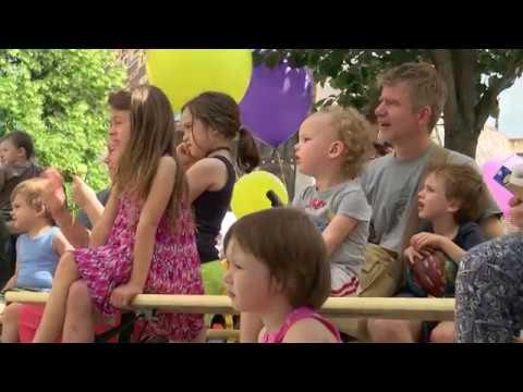 Budavári gyermeknap 2018 - video preview image