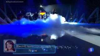 Electric Nana - Now (Objetivo Eurovision)